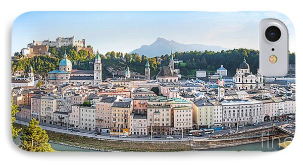 Salzburg IPhone Case by JR Photography