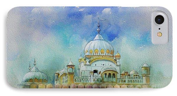Samadhi Ranjeet Singh Phone Case by Catf
