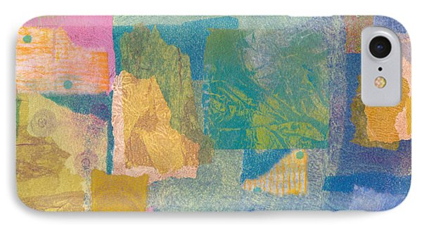 IPhone Case featuring the mixed media Samarkand by Catherine Redmayne