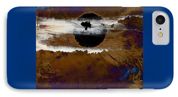 Samhain I. Winter Approaching IPhone Case by Paul Davenport