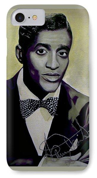Sammy Davis Jr. IPhone Case by Chelle Brantley