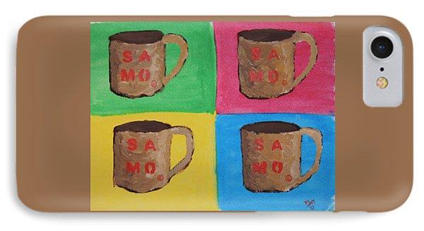 Samo Mug IPhone Case