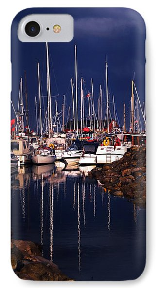 Samsoe Island Denmark IPhone Case
