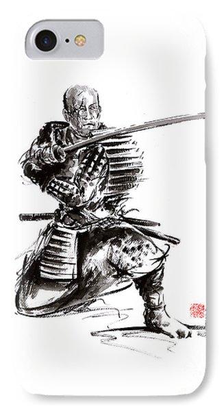Samurai Art Print  Samurai Sword  Japan Poster  Japan Photography Japan Style Japan Wall Decor  Samu IPhone Case