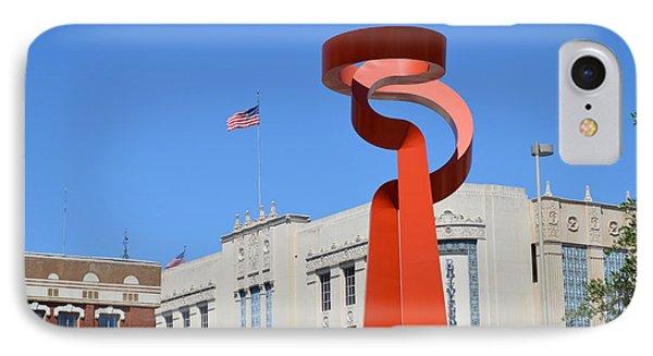 San Antonio Tx Phone Case by Shawn Marlow