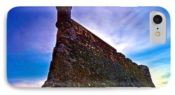 IPhone Case featuring the photograph San Cristobal Sentry by Ricardo J Ruiz de Porras