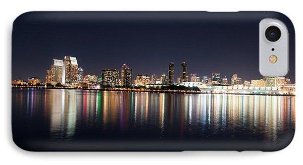 San Diego Ca IPhone Case by Gandz Photography
