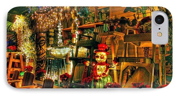 San Diego Christmas IPhone Case