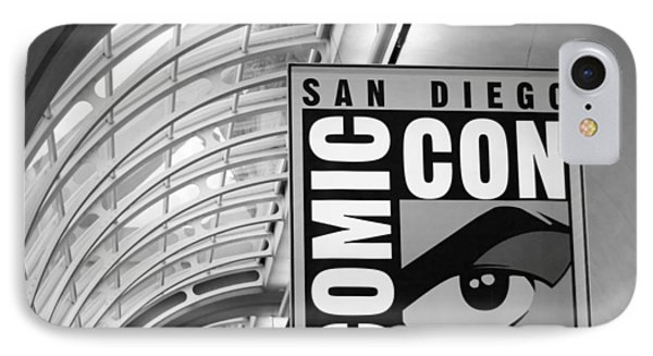 San Diego Comic Con IPhone Case by Nathan Rupert