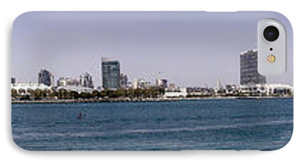 San Diego Panorama IPhone Case