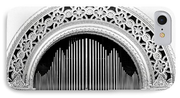 San Diego Spreckels Organ IPhone Case