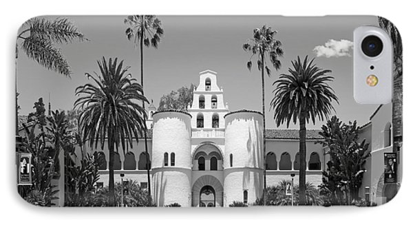 San Diego State University - Hepner Hall Phone Case by University Icons