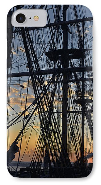 San Diego Sunset IPhone Case by Marianne Campolongo