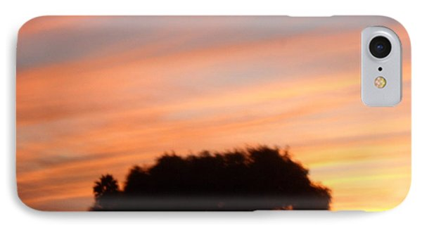 San Diego Sunset IPhone Case by Val Oconnor