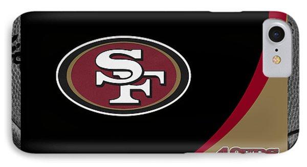 San Francisco 49ers Phone Case by Joe Hamilton
