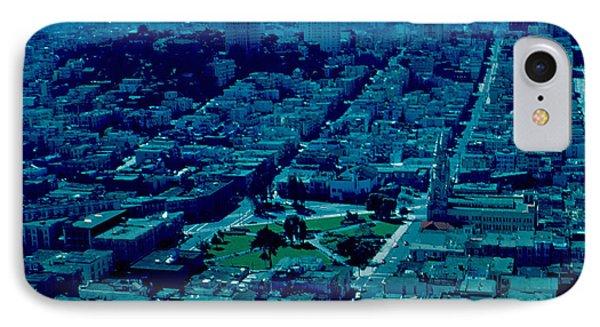 San Francisco 7 1955 Phone Case by Cumberland Warden