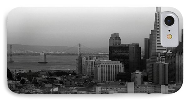 San Francisco IPhone Case by Aidan Moran