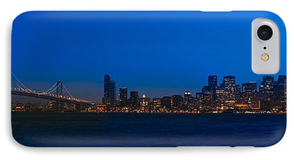 San Francisco Bay IPhone Case by Steve Gadomski