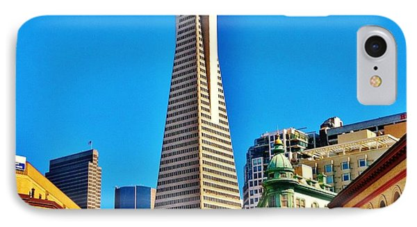 San Francisco Bus Ride IPhone Case by Tom  Shaw