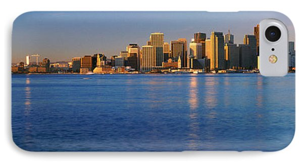 San Francisco, California Skyline IPhone Case by Panoramic Images