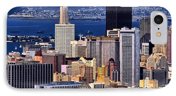 San Francisco IPhone Case by Camille Lopez