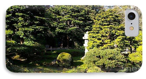 San Francisco Golden Gate Park Japanese Tea Garden 1 Phone Case by Robert Santuci