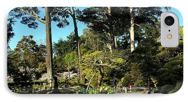 San Francisco Golden Gate Park Japanese Tea Garden 11 Phone Case by Robert Santuci