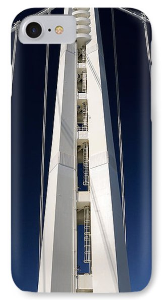 San Francisco-oakland Bay Bridge, San IPhone Case by Panoramic Images