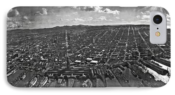 San Francisco Panorama Phone Case by Underwood Archives