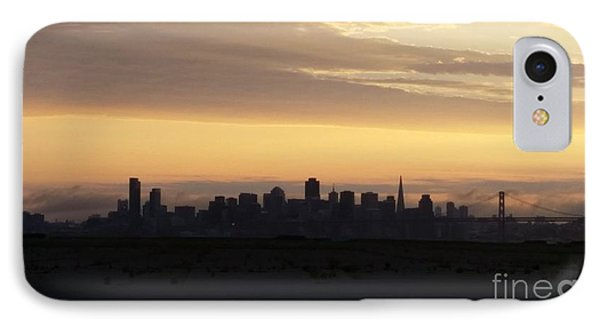 San Francisco Sunset IPhone Case