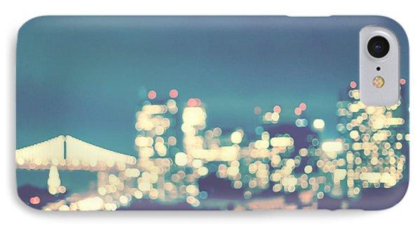 San Francisco Twinkle IPhone Case by Melanie Alexandra Price