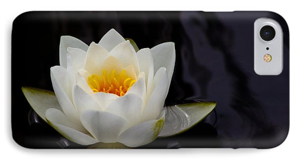 San Francisco Water Lily Phone Case by Bruce Lundgren