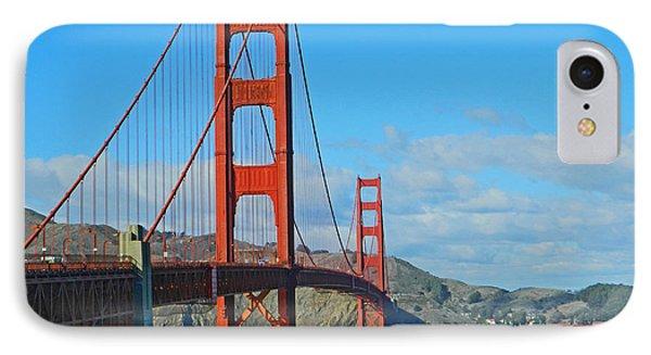 San Francisco's Golden Gate Bridge IPhone Case