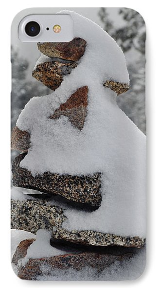 IPhone Case featuring the photograph San Jacinto Balanced Rocks by Kyle Hanson