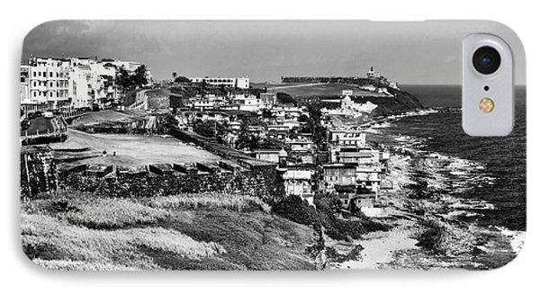 San Juan Coast Phone Case by John Rizzuto