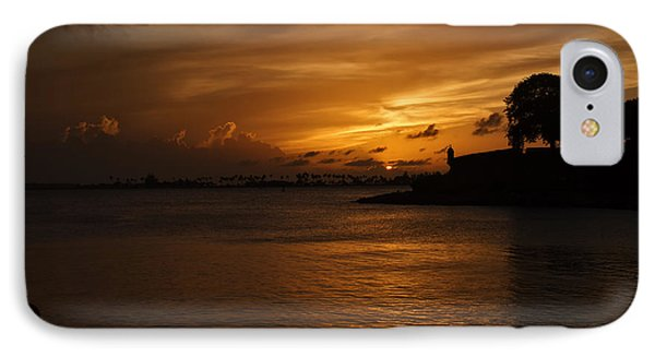 San Juan Phone Case by Mario Celzner