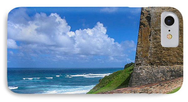 San Juan Puerto Rico  IPhone Case by Trace Kittrell