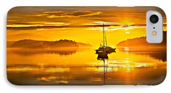 San Juan Sunrise Phone Case by Robert Bales