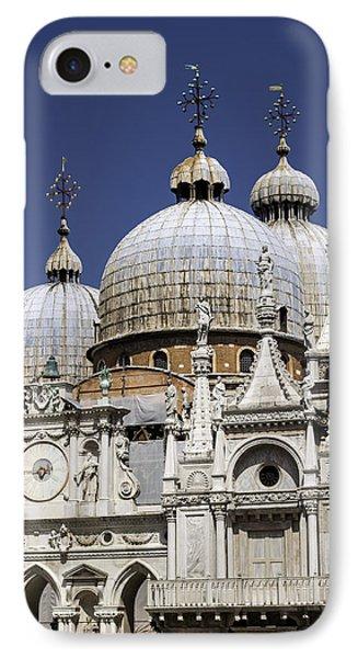 San Marco Basilica. IPhone Case