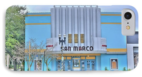 San Marco Theater IPhone Case