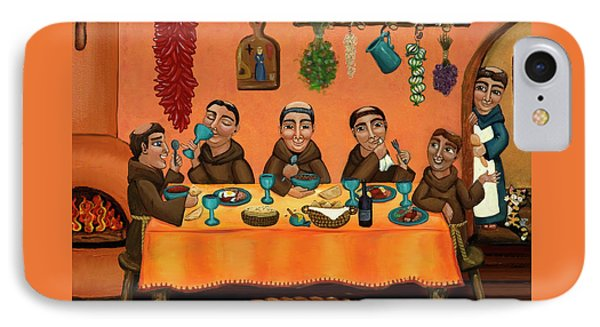San Pascuals Table IPhone Case