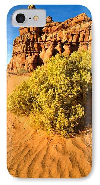 San Rafael Desert IPhone Case by Ray Mathis