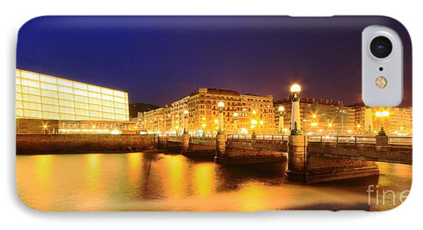 IPhone Case featuring the photograph San Sebastian 3 by Mariusz Czajkowski