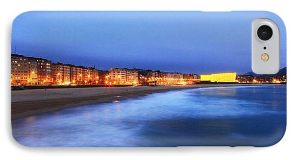 IPhone Case featuring the photograph San Sebastian 4 by Mariusz Czajkowski