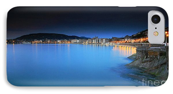 IPhone Case featuring the photograph San Sebastian 5 by Mariusz Czajkowski