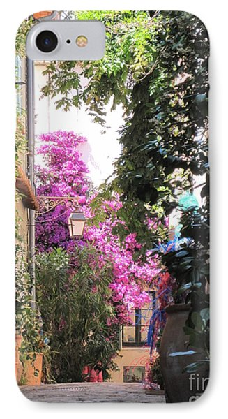 IPhone Case featuring the photograph St Tropez by HEVi FineArt