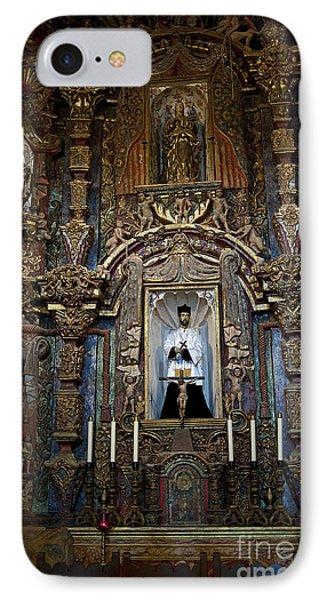 San Xavier Del Bac #13 Phone Case by Lee Craig