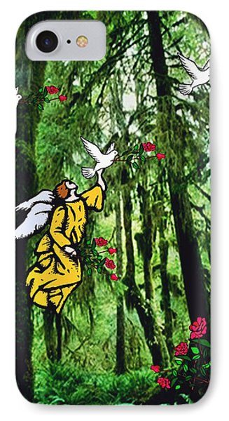 Sanctuary IPhone Case by Mary Anne Ritchie