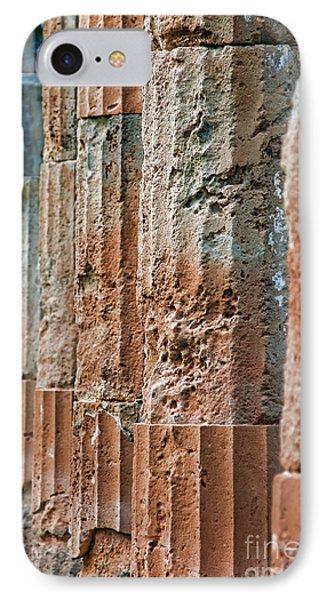 Sanctuary Of Artemis Phone Case by Gabriela Insuratelu