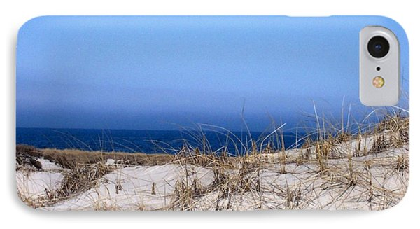 Sand And Sky IPhone Case by Catherine Gagne